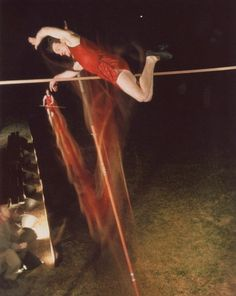 Pole-vaulter Bob Richards 1951, J.R. Eyerman