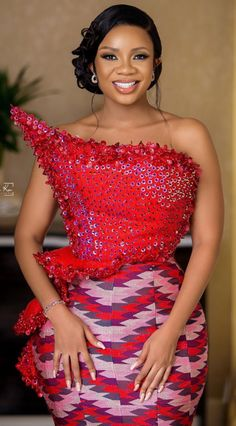 African Formal Dress, African Traditional Wedding Dress, African Fashion Traditional, African Fashion Ankara, Latest African Fashion Dresses, African Dresses For Women, African Print Fashion, African Attire, Women's Fashion Dresses