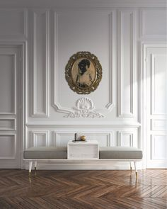 Balance and Symmetry are base of successful interior design. Learn how to design perfectly balanced interior. French Interior, Classic Interior, French Decor, Antique Interior, New Living Room, Interior Design Living Room, Casa Milano, Neoclassical Interior, Decor Interior Design