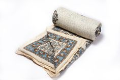 Cotton Pashmina Quilt from Vintage Handicrafts