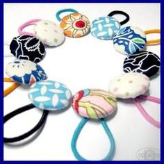 New and improved ponytail holders are here to save the day! – American Button Machines