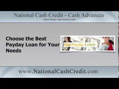 How to Choose the Best #PaydayLoan Provider: http://youtu.be/DKl5qWwqq4A Apply: http://www.nationalcashcredit.com/ #cashadvanceloans #BlackFriday is coming!