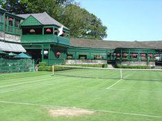 International Tennis Hall of Fame ~ Newport, R.I.