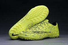 Nike Mercurial Vapor 10 Superfly IIII Yellow Green TF Leopard Mens Cleats  Cheap Soccer Cleats 41fefe828032