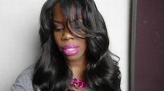 Stock Kim Kardashian Full Lace Human hair Wig - Rpgshow wigs for women