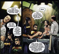 HA! Oh, Damian.