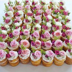 Mini naked cakes- SO cute