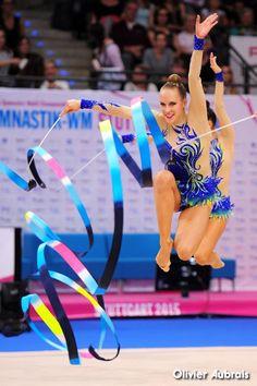 Group Canada, World Championships (Stuttgart) 2015