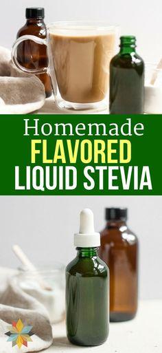 glass med stevia