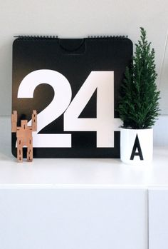 Via Nordic Days | Christmas | Design Letters | Areaware | Vignelli