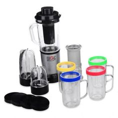 Magic Bullet Hi-Speed Blender/Mixer - Import Blender Bottle Recipes, Magic Bullet, Mixer, Food Processor Recipes, Giveaway, Water Bottle, Pinoy, Casserole Recipes, Ph