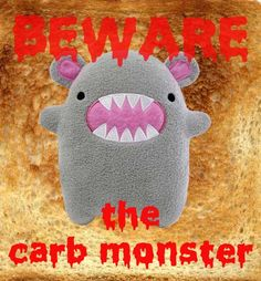 I feel bad for carbs. No matter what shifts in dietary ideology occur, they always seem to be tossed aside and even demonized for being fattening and addic Low Carb Diet, Health Motivation, Weight Loss Plans, Fitness Diet, Cleaning Hacks, Healthy Living, Dinosaur Stuffed Animal, Nutrition, Kids Rugs