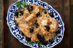 Rabbit with prunes recipes-to-try
