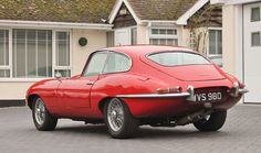 1962 Jaguar E-Type Series I 3.8 FHC - Silverstone Auctions