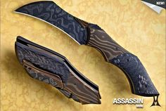 Marsh Custom Knives » Assassin