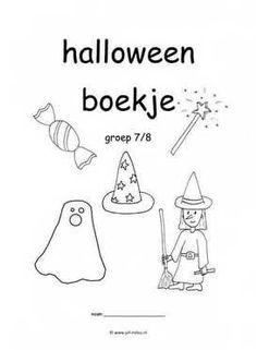 Werkboekje halloween