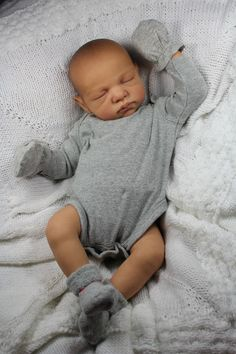 Beach Babies Ethnic Reborn Baby Doll from Lily Trigg sculpt. 1st in the edition