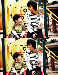 Haha. Lee Min Ho. I love this pic. So funny. XD