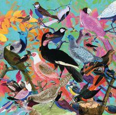"Saatchi Art Artist: Guang-Yu Zhang; Digital 2014 Photography ""Secret Jungle V (Limited edition #1 of 20)"""