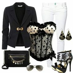 I love this outfit especially the shoes!!!