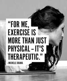 exercise = physical + mental