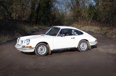 """1966 Porsche 911 """"SWB"""" Rally Car"""