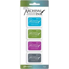 Archival Mini Pad Wendy Vecchi Kit 2 (AMDK57802)