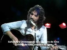 Cat Stevens - Moon Shadow ~ I always sing this if I start feeling sorry for myself about anything...love it! ~ ALW