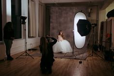 Behind the Scenes with Holly Taylor | Emily Soto | Fashion Photographer