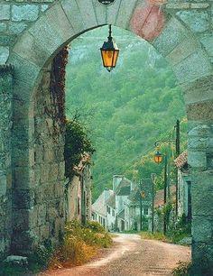 The Dordogne #France