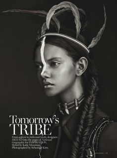 the cult of style: TOMORROW'S TRIBE