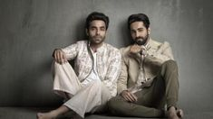 Actor Ayushmann Khurrana and his brother Aparshakti Khurana are making their mark in films. While Ayushmann Khurrana is in the heights of his career on the strength of his acting, Aparshakti is moving in this direction. Siblings Goals, Throwback Pictures, 32 Birthday, Bollywood Celebrities, On Set, In The Heights, Love Story, Wish, Brother
