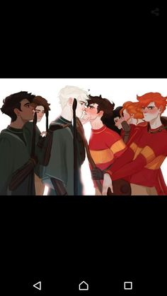 1 from the story Drarry Pictures by with reads. Harry Potter Fan Art, Blaise Harry Potter, Harry Potter Comics, Mundo Harry Potter, Harry Potter Draco Malfoy, Harry Potter Ships, Harry Potter Jokes, Harry Potter Universal, Harry Potter Fandom