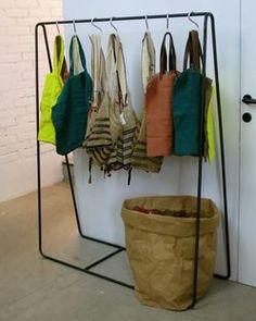 genial idea xa los bolsos!!!