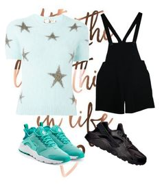 """""""mint"""" by naishagullaume ❤ liked on Polyvore featuring art"""