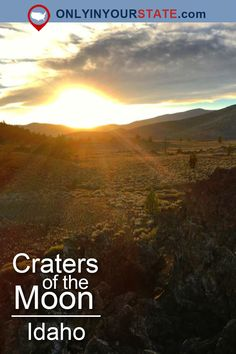 Travel | Idaho | Craters of the Moon | Volcanos | Active Volcano | Natural Wonders | Nature | Natural Beauty | Outdoors | USA | Hiking | State Parks | Bucket Lists | Day Trips