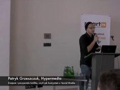 Nagranie z trzeciej edycji konferencji (której byliśmy współorganizatorem) Social Impact - Kraków 2010