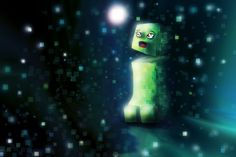 Minecraft by Lalingla on DeviantArt Social Community, Worlds Largest, Minecraft, Northern Lights, Deviantart, Artist, Nature, Naturaleza, Artists