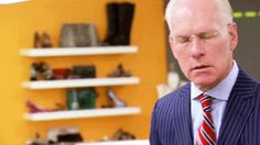 You're freaking out Tim Gunn.