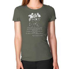 MAJOR RICHARD WINTERS Women's T-Shirt