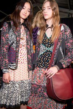 New York Fashion Week - Spring 2016 - Coach - Vera Wang   Teen Vogue