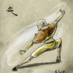 Atla- 4 elements: Air by ~kino18 on deviantART