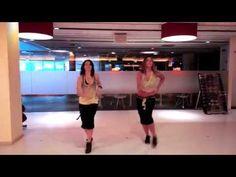Vive y Baila - Zumba Fitness con Andrea y Azu - YouTube