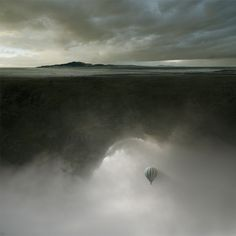 Surreal Scenes of Solitude by Michał Karcz (Karezoid) | Who Designed It?