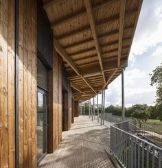 Concoret Housing for the Elderly,© Luc Boegly