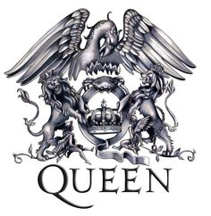 Queen is listed (or ranked) 1 on the list The Greatest Rock Band Logos of All Ti. - Queen is listed (or ranked) 1 on the list The Greatest Rock Band Logos of All Time La mejor imagen s - Tatouage Freddie Mercury, Freddie Mercury Tattoo, Great Bands, Cool Bands, Rock Logos, Rockband Logos, Queen Banda, Tatouage Rock And Roll, The Wave