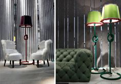 SERVOMUTO with designer Paola Navone for Baxter
