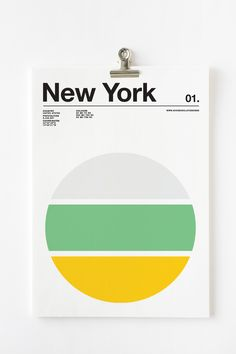 Three colors cities by Nick Barclay
