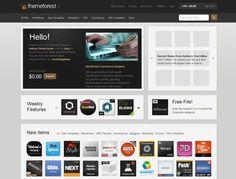 Wdrożenie szablonu Wordpress z Themeforest - http://tregital.eu/produkt/wdrozenie-szablonu-wordpress-z-themeforest/