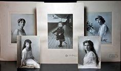 Tsars family, Nicholas II children